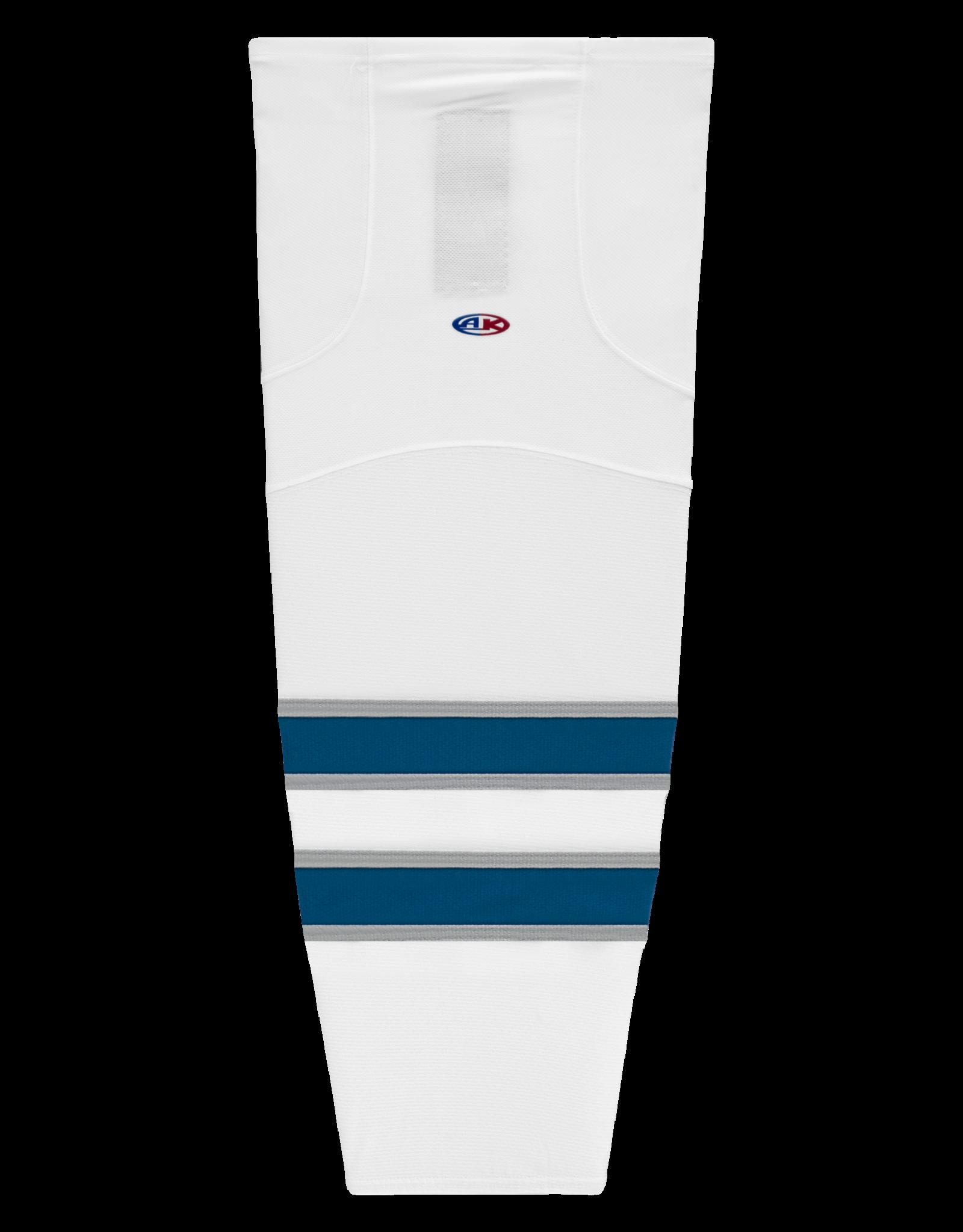 AK AK Practice Sock (St. Peters) WHITE