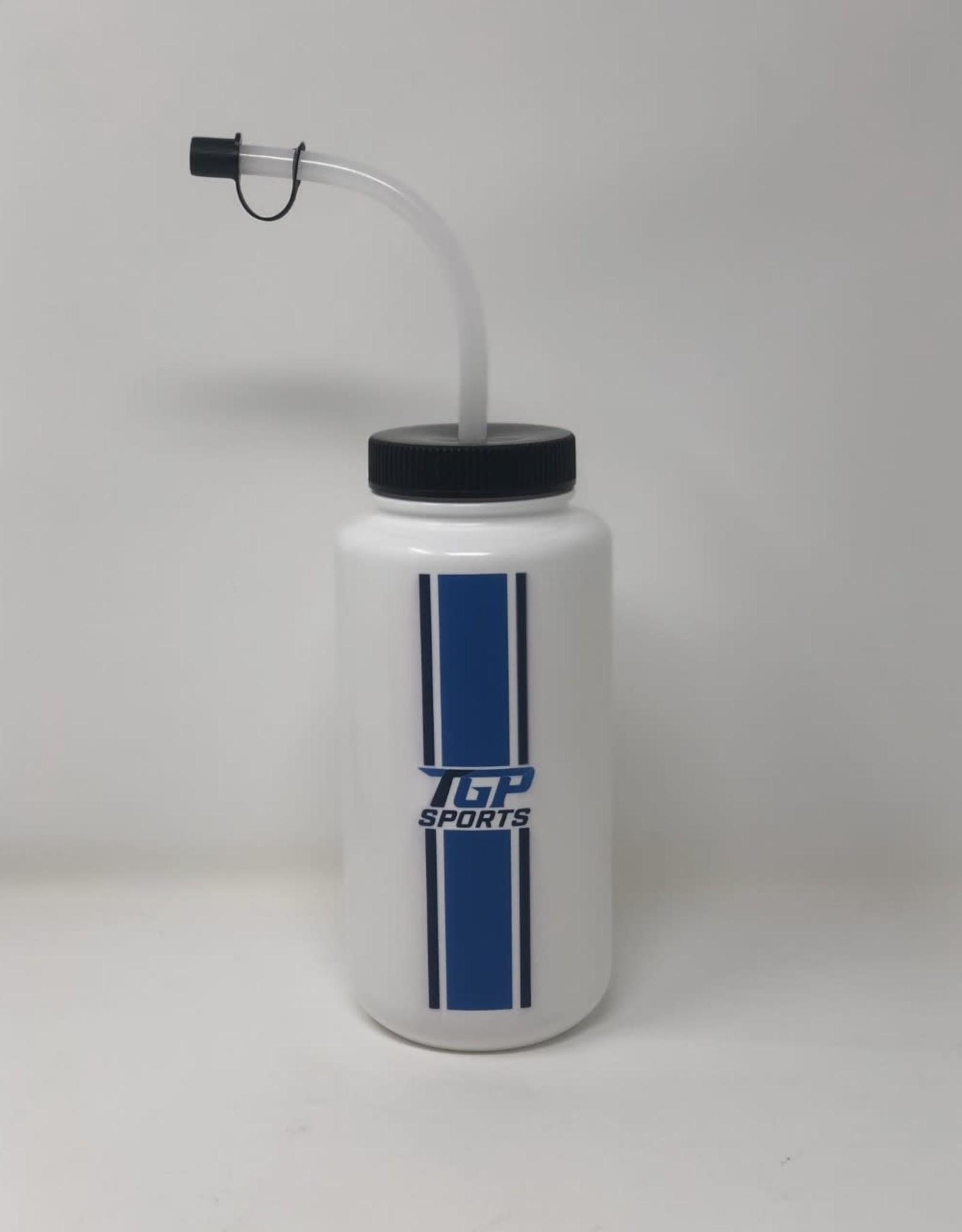 A&R TGP Sports Straw Water Bottle (WHITE)
