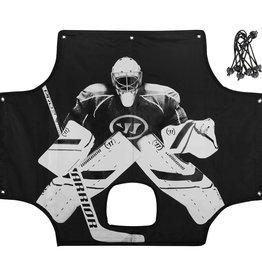 """Warrior Warrior Hockey Shooter Tutors (72""""x48"""")"""