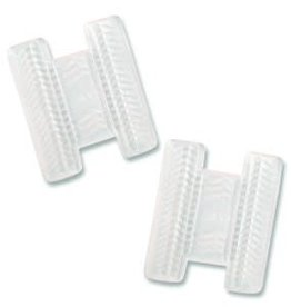 A&R A&R Skate Gel Pads (Lace Bite-One Pair)