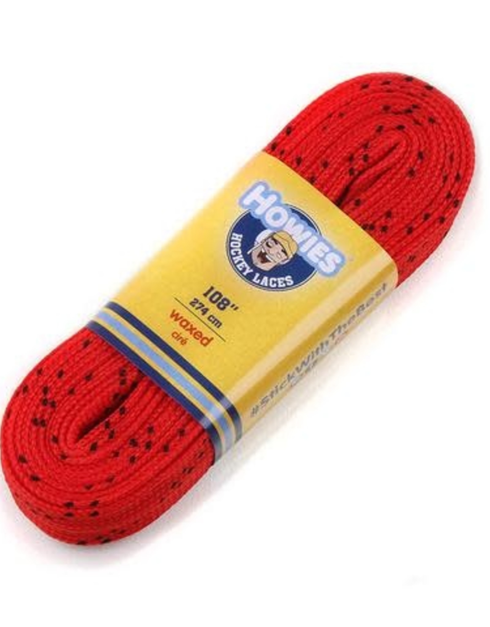 Howies Howies Red Waxed Laces