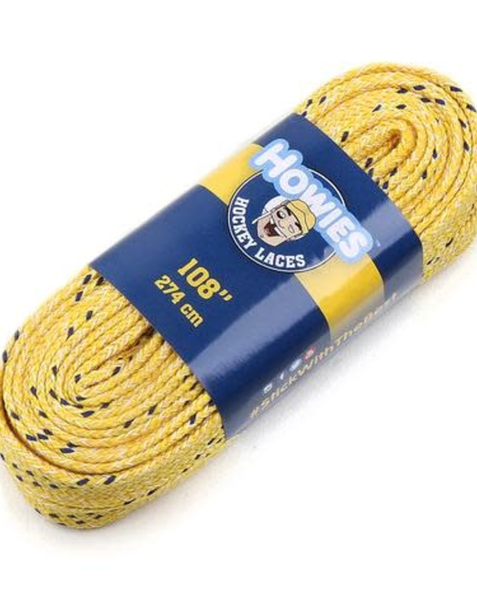 Howies Howies Yellow Cloth Laces