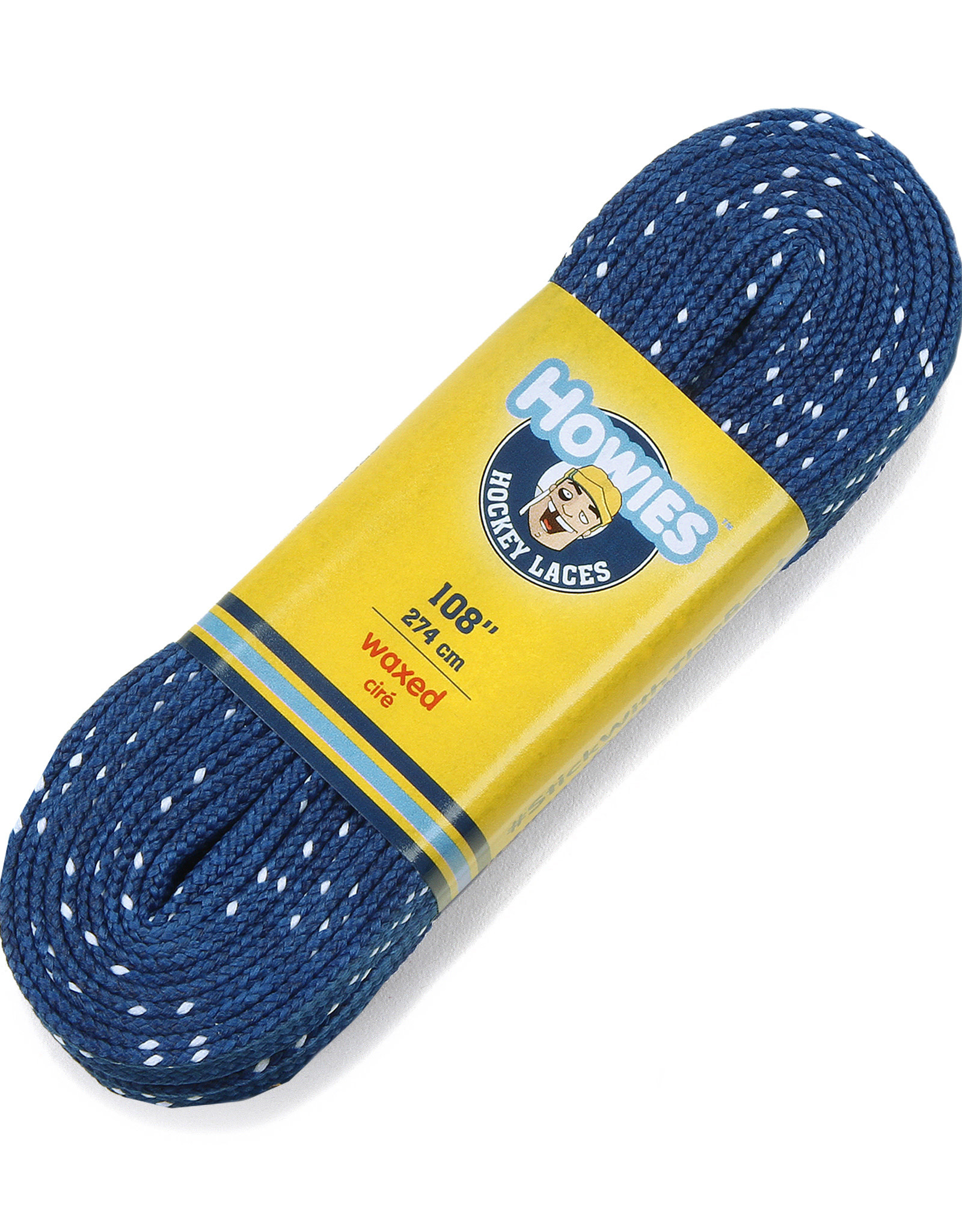 Howies Howies Navy Waxed Laces