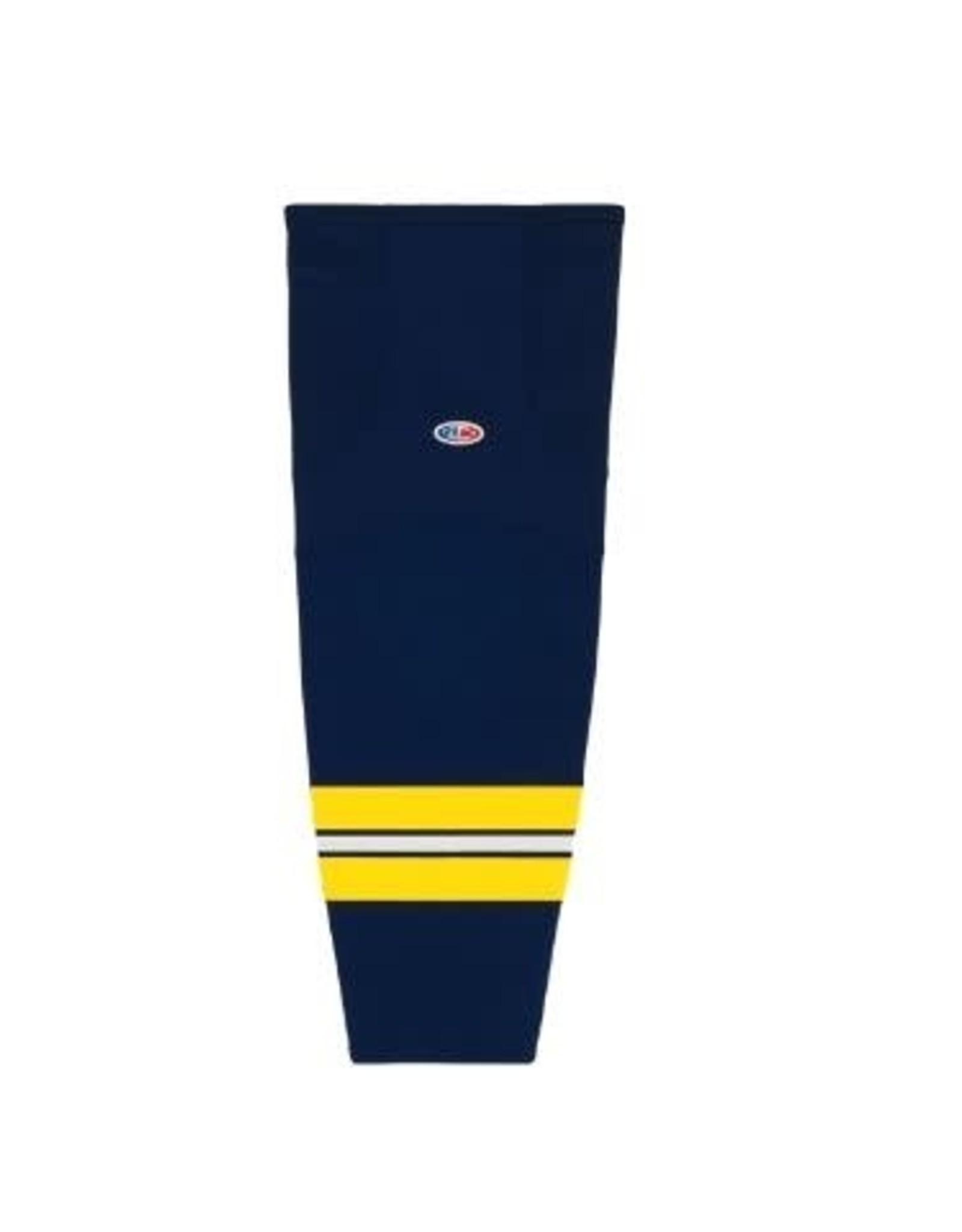 AK Sting AK Game Socks (Navy) SENIOR