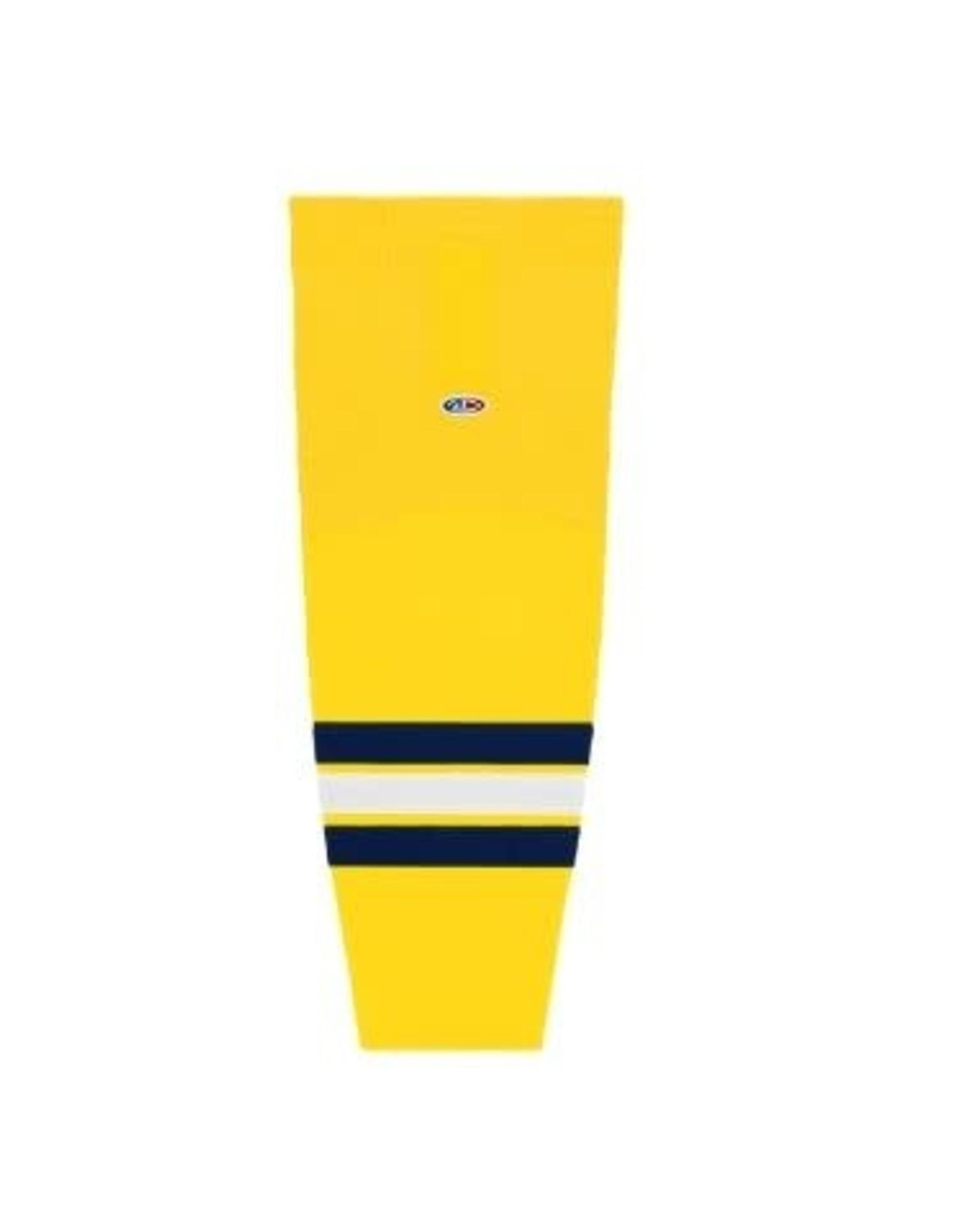 AK Sting AK Game Socks (Yellow) INTERMEDIATE