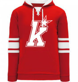 AK Kirkwood Jersey Lace Up Hoody (ADULT)