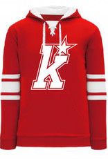 AK Kirkwood Jersey Lace Up Hoodie (YOUTH)