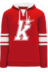 AK Kirkwood Jersey Lace Up Hoody (YOUTH)