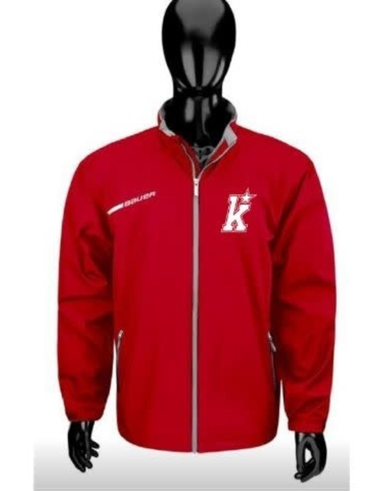 Bauer Kirkwood Bauer Flex Warm Up Jacket (ADULT)