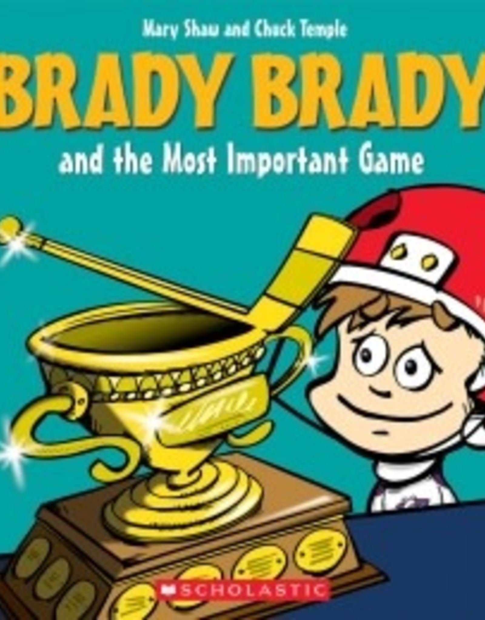Brady Brady Brady Brady and The Most Important Game