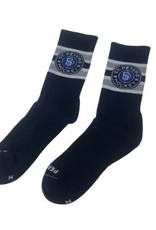 Pear Sox STP Skate Sock (YOUTH) Navy