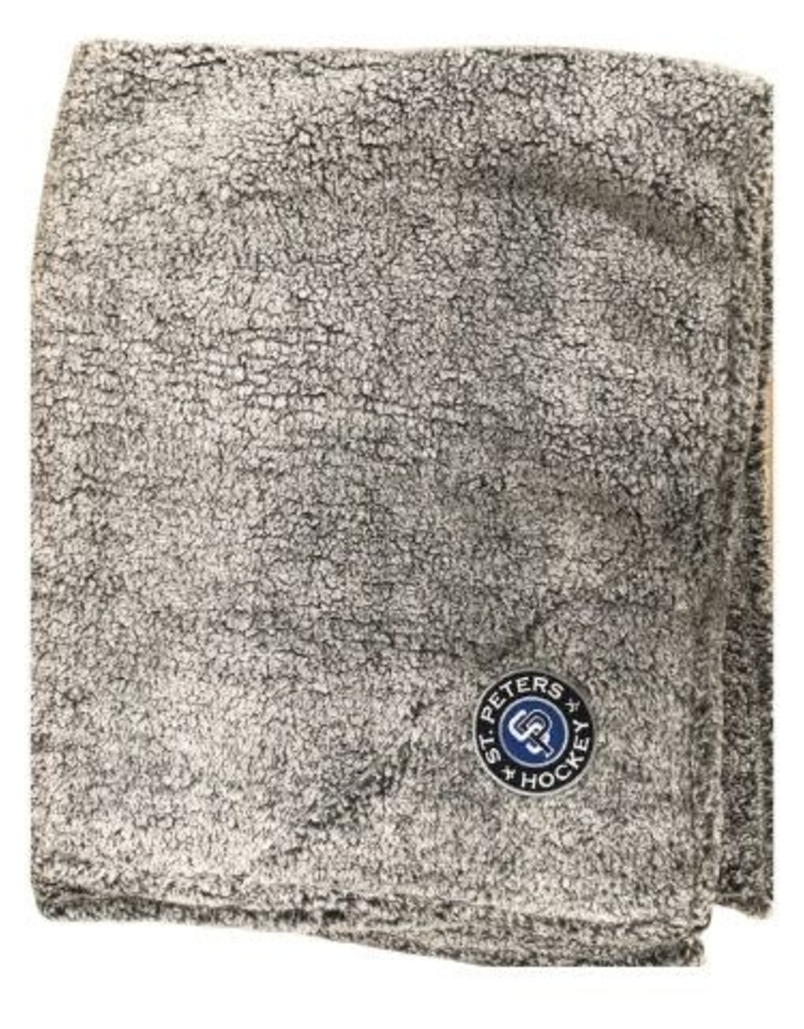 TGP Services STP Sherpa Blanket (Grey)