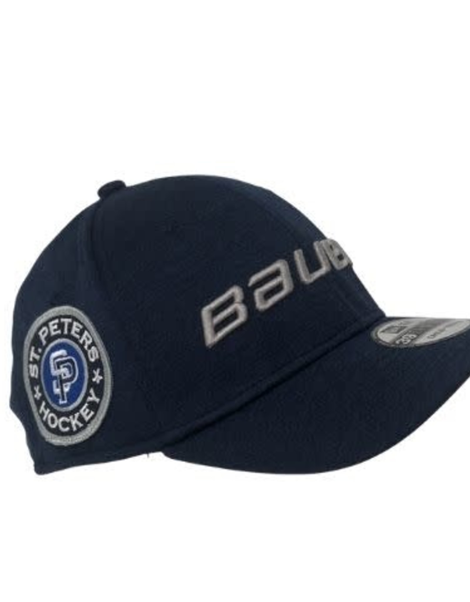 TGP Services STP Bauer 3930 Hat (YOUTH) Navy