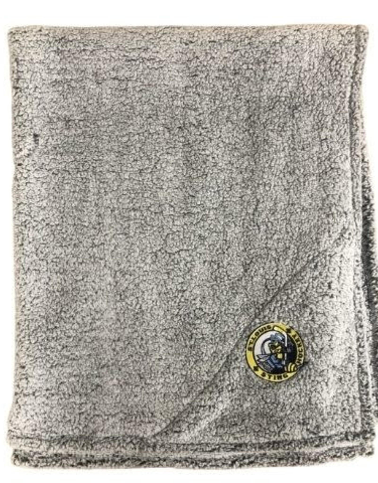 TGP Services STING Sherpa Blanket (Grey)