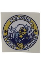 TGP Services St. Louis Sting Car Decal