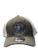 TGP Services STP Grey/White Flex Fit Hat (MD/LG) 2020