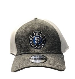 TGP Services STP Grey/White Flex Fit Hat (MD/LG) 2020