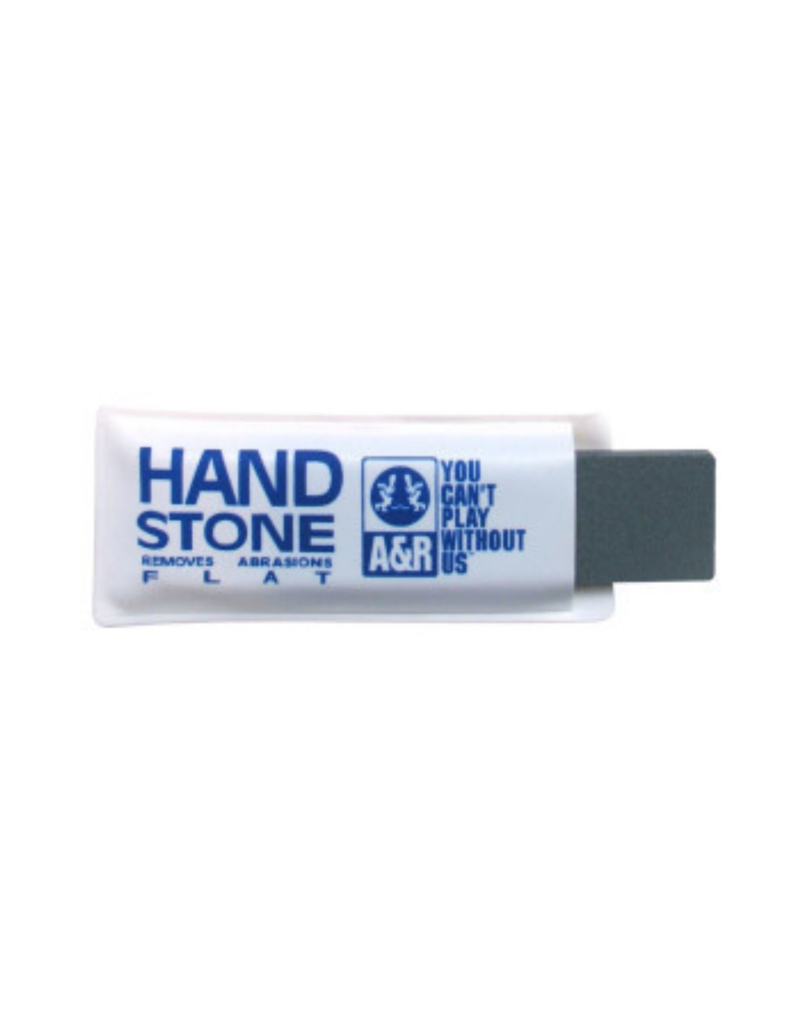 A&R Hand Stone Rectangular in Pouch & Retail Bag