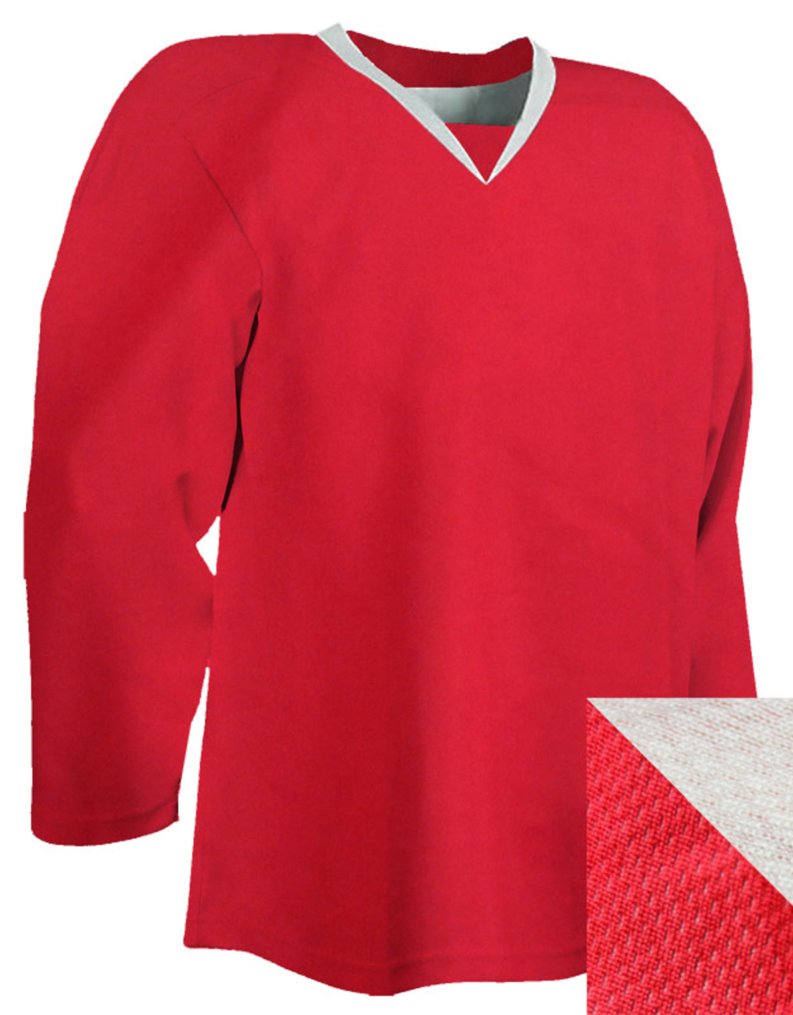 Pear Sox Pear Sox Reversible Jersey (Scarlet/White)