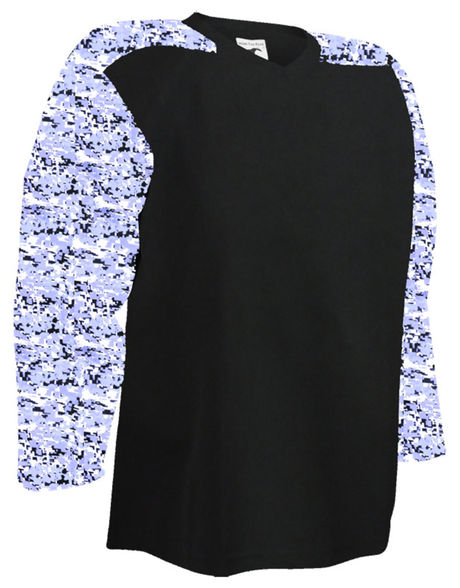 Pear Sox Pear Sox Air Mesh Practice Jersey (YOUTH BLACK CAMO)