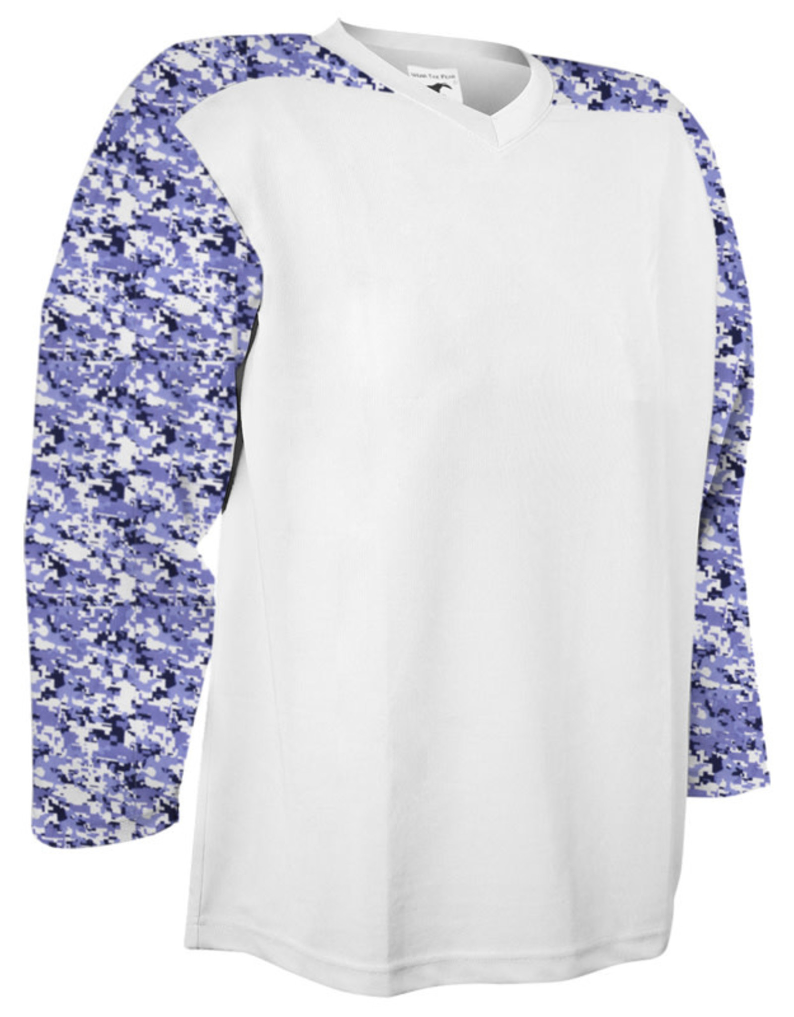 Pear Sox Pear Sox Air Mesh Practice Jersey (YOUTH WHITE CAMO)