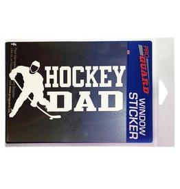 Proguard Proguard Hockey Dad Window Sticker