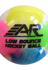 A&R A&R Low Bounce Tie-Dye Hockey Balls - 4-Pack