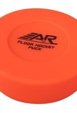 A&R A&R Street Hockey Puck (Orange) Retail Packaged