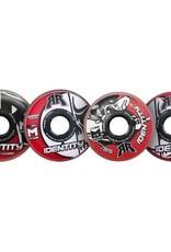 Rink Rat Rink Rat Identity 76mm Wheel (Red) XXX
