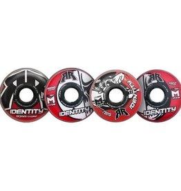 Rink Rat Rink Rat Identity 80mm Wheel (Red) XXX