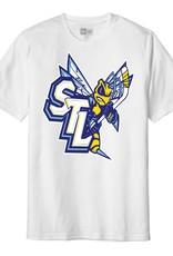 District STING District Performance T-Shirt (SENIOR) White