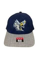 CCM STING CCM Navy/Navy Snapback Hat