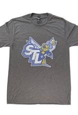 District STING District Performance T-Shirt (SENIOR) Dark Grey