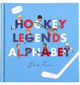 Alphabet Legends Hockey Legends Alphabet Book