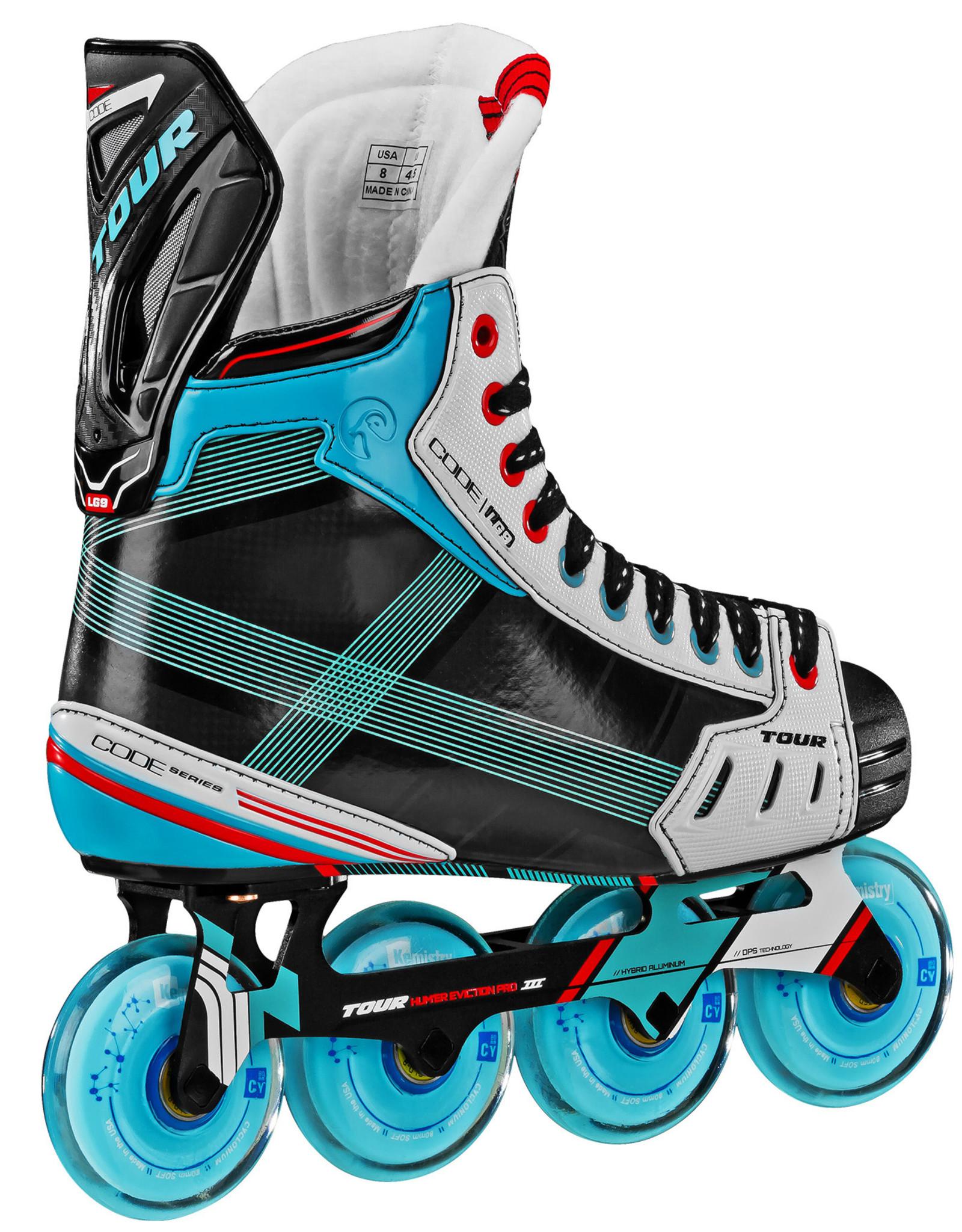 Tour Tour Code LG9 Inline Skate