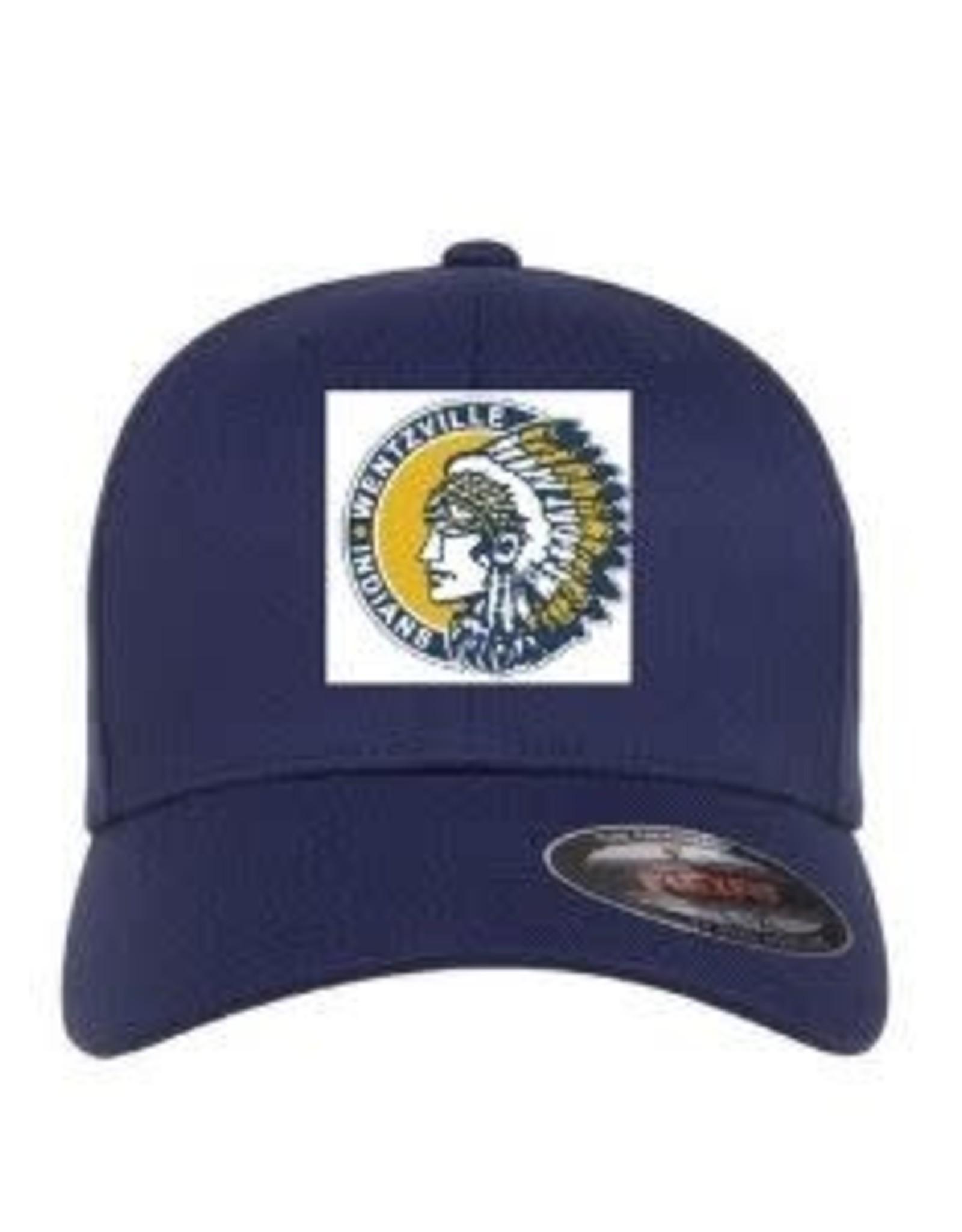 Flexfit Wentzville Holt Flexfit Hat (Navy) LG-XL