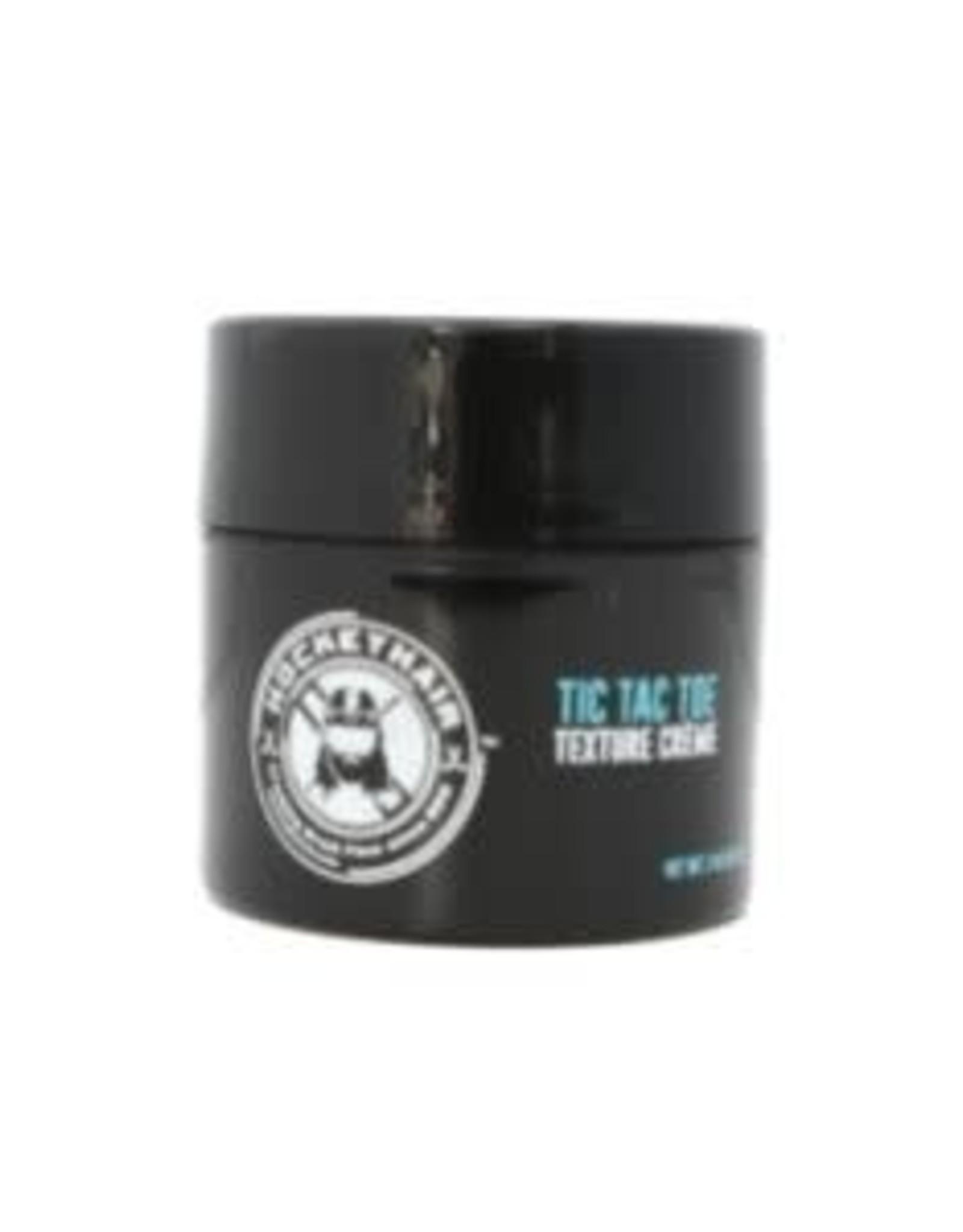 Hockey Hair Hockey Hair Tic Tac Toe Texture Cream