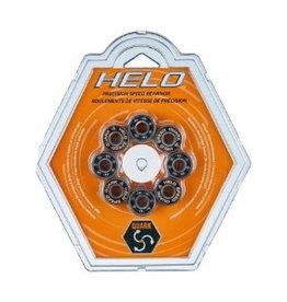 Konixx Quark Helo Speed Bearings (16 Pack)