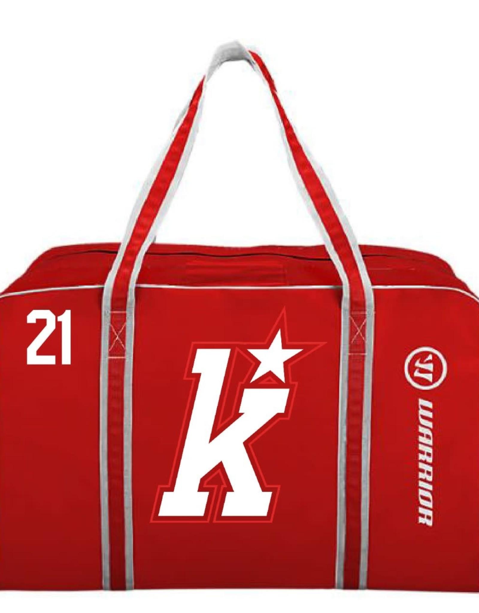 Warrior Kirkwood Warrior Pro Bag (Coaches Bag)