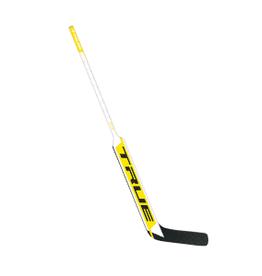 TRUE TRUE Catalyst 5 Composite Goalie Stick- WHITE (SENIOR)