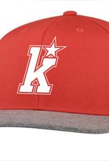 CCM Kirkwood CCM Snapback Hat (RED) ADULT