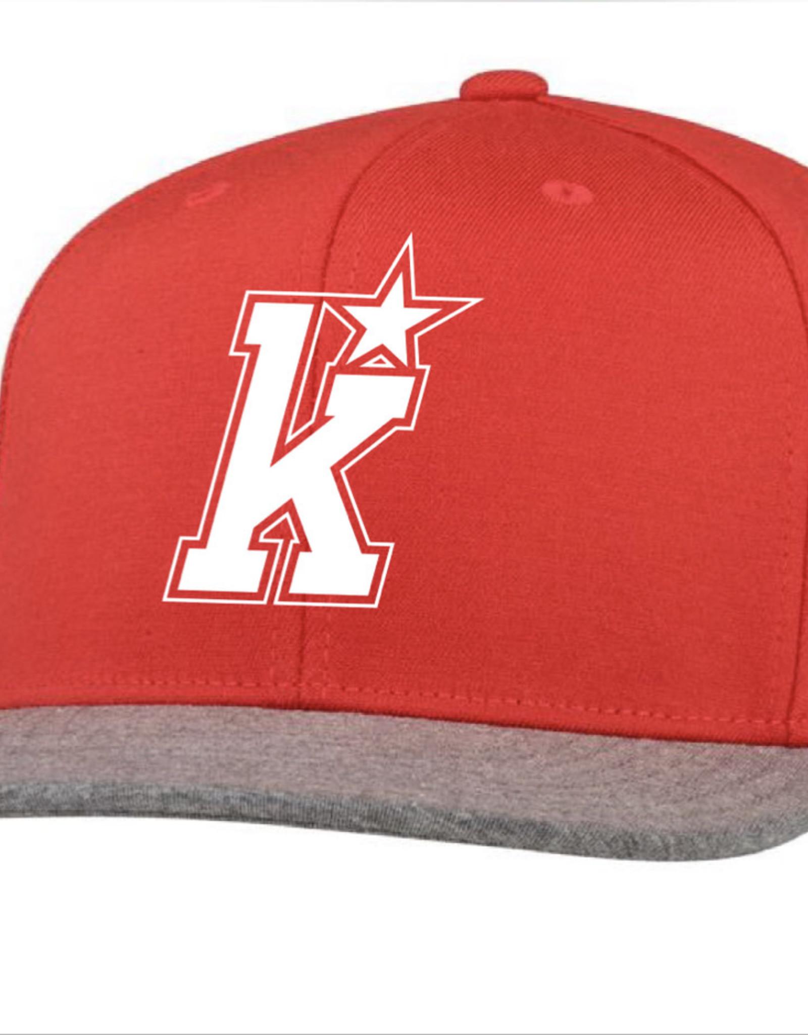 CCM Kirkwood CCM Snapback Hat (RED) YOUTH