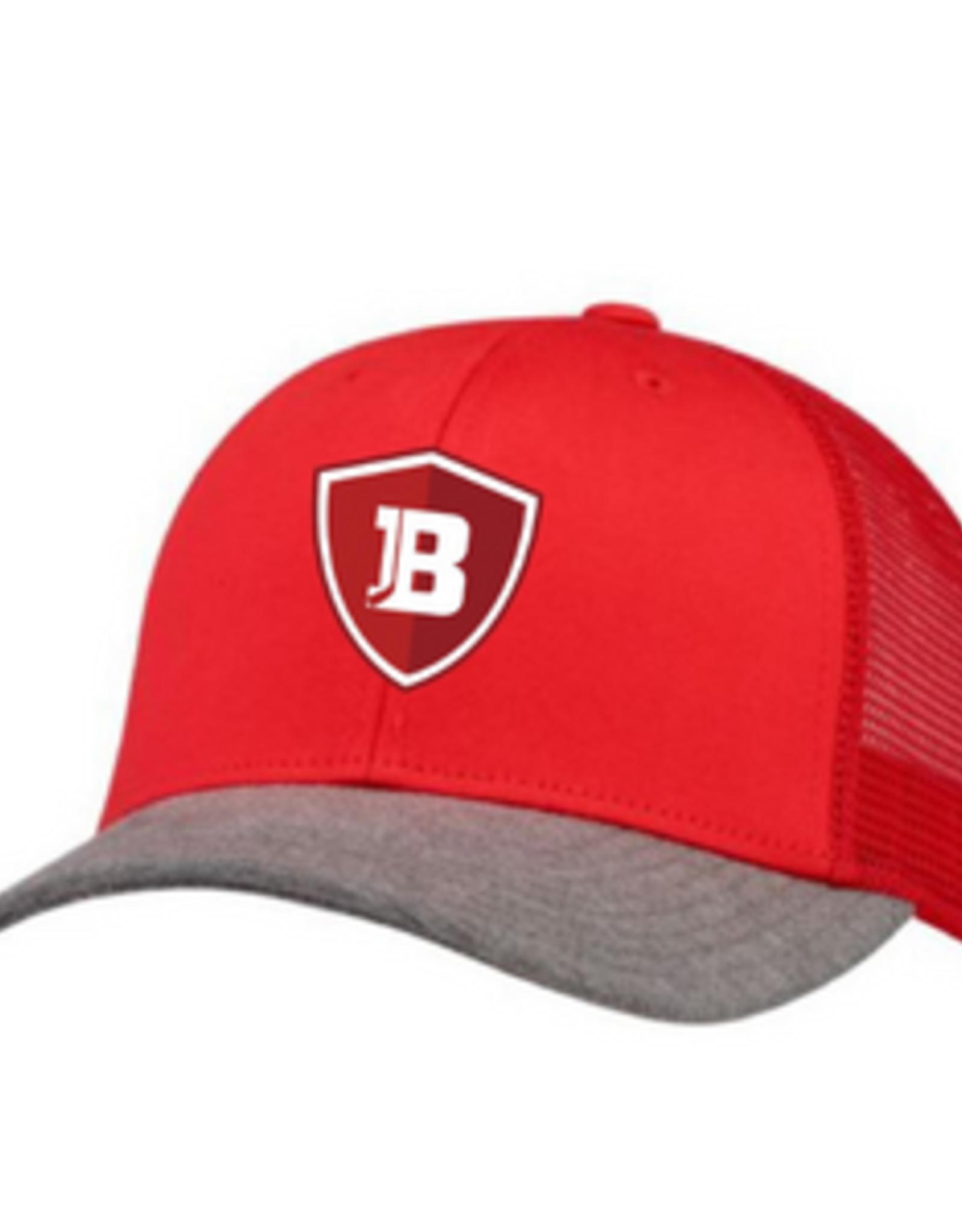 CCM Bradley CCM Red/Grey Trucker Hat (OSFA)
