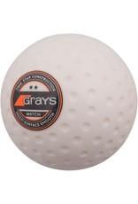 GRAYS HOCKEY BALL GRAYS WHITE MATCH
