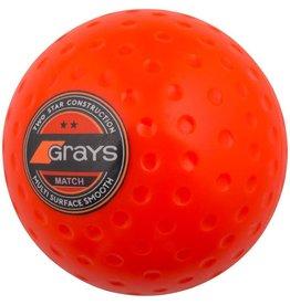 GRAYS HOCKEY BALL GRAYS ORANGE MATCH