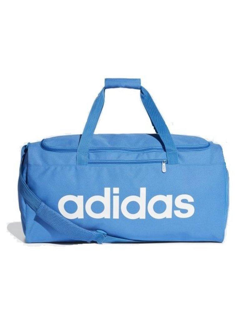 ADIDAS DUFFLE BAG ADIDAS BLUE DT8623 SMALL