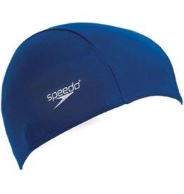 SPEEDO SWIM CAP SPEEDO POLYESTER BLUE