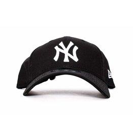 NEW ERA CAP NEW ERA NY BLACK WHITE