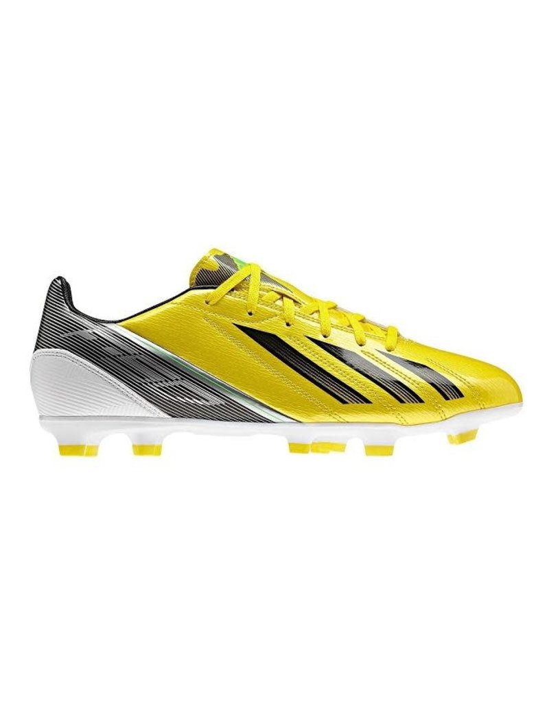 ADIDAS FOOTBALL BOOT ADIDAS F10 TRX FG YELLOW G65347
