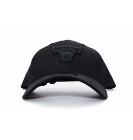 NEW ERA CAP NEW ERA BULLS ALL BLACK